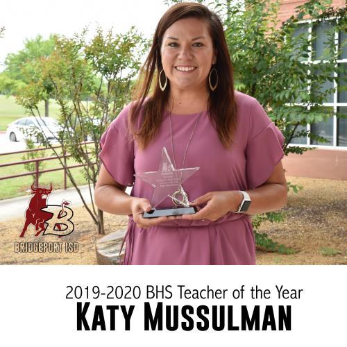 Katy Mussulman