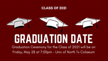 Graduation Ceremony - Class of 2021