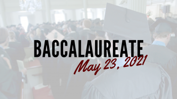 Baccalaureate - May 23