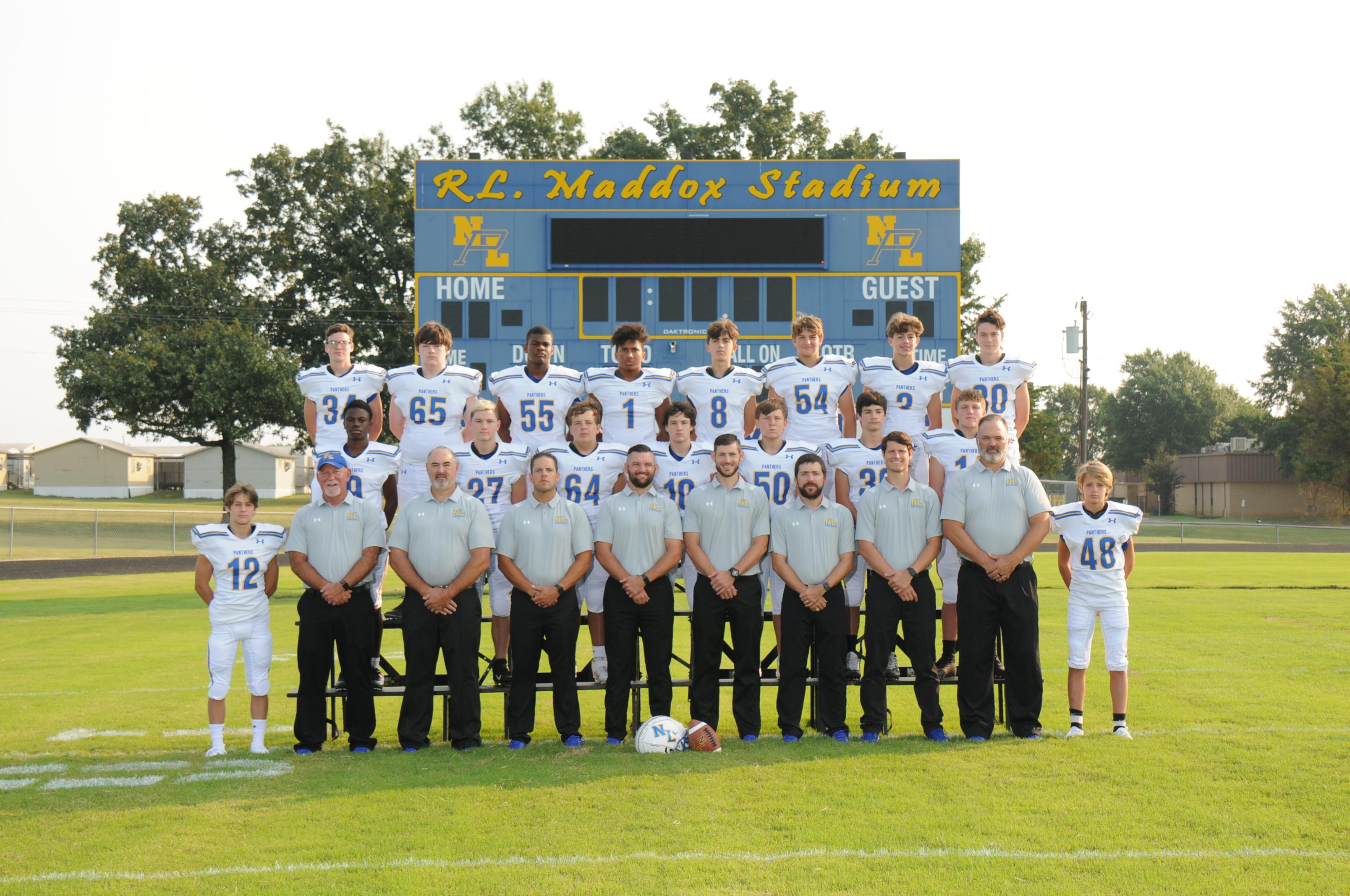 Panther Freshmen Football