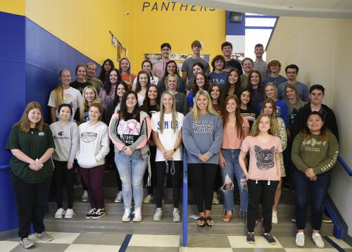 2021 NLEF Scholarship Recipients