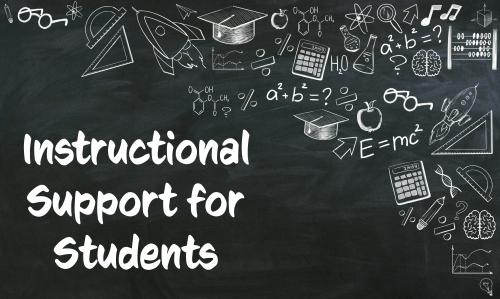 Instructional Support for Students