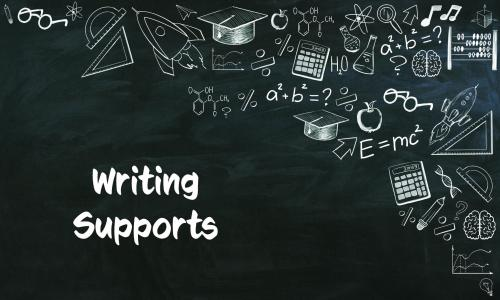 Writing Supports