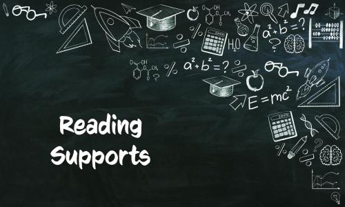 Reading Supports