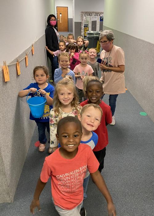 Parker Students