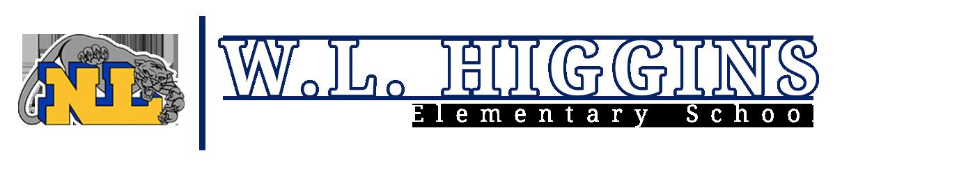 W.L. Higgins Elementary School Logo