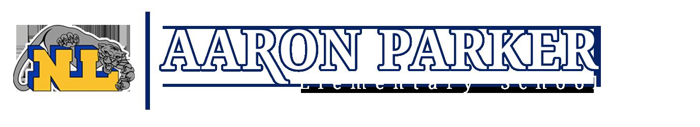 Aaron Parker Elementary School Logo