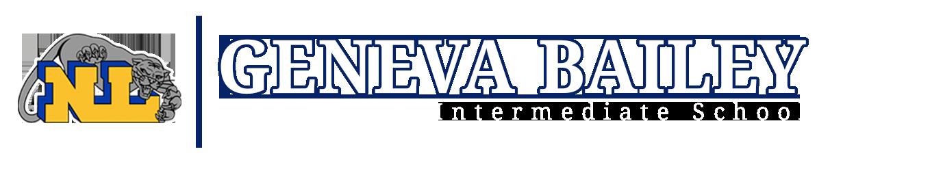 Geneva Bailey Intermediate School Logo