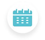 District Calendar icon