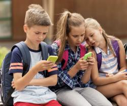 Kids with cellphones more likely to be bullies – or get bullied. Here are 6 tips for parents