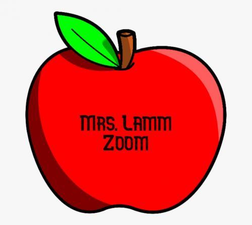 Mrs. Lamm Zoom