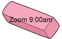 Zoom 9:00