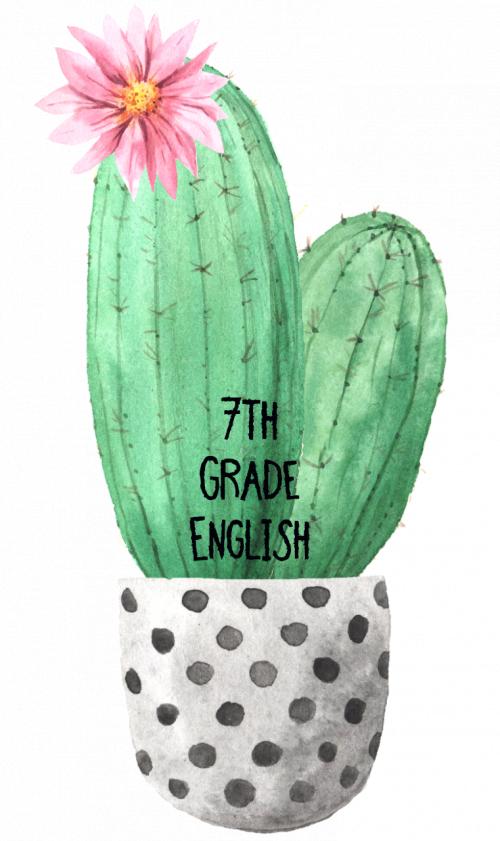 7th Grade English
