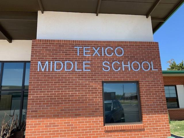 Landscape View facing Texico Middle School