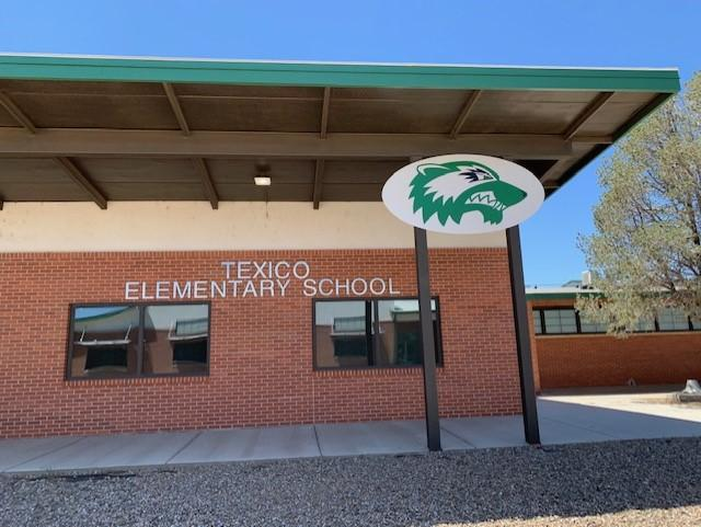 Landscape View facing Texico Elementary