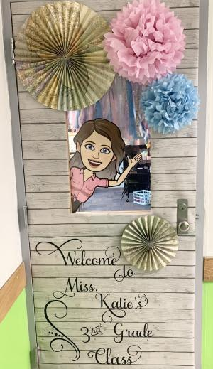 Welcome to Miss Katie's 3rd Grade Class!