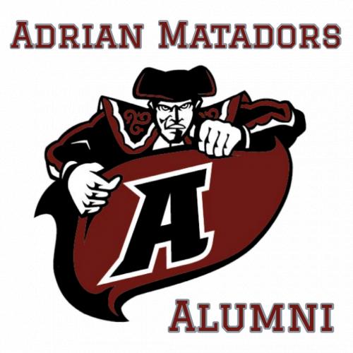 Adrian Alumni Logo