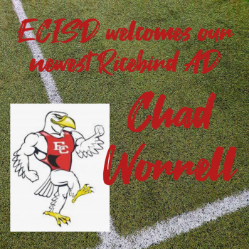 ECISD hires Chad Worrell