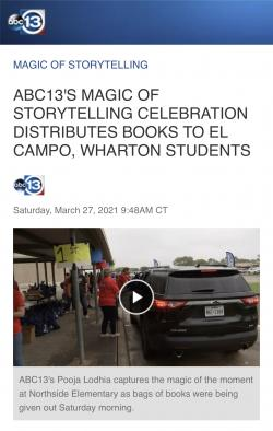 ABC 13 Magic of Disney