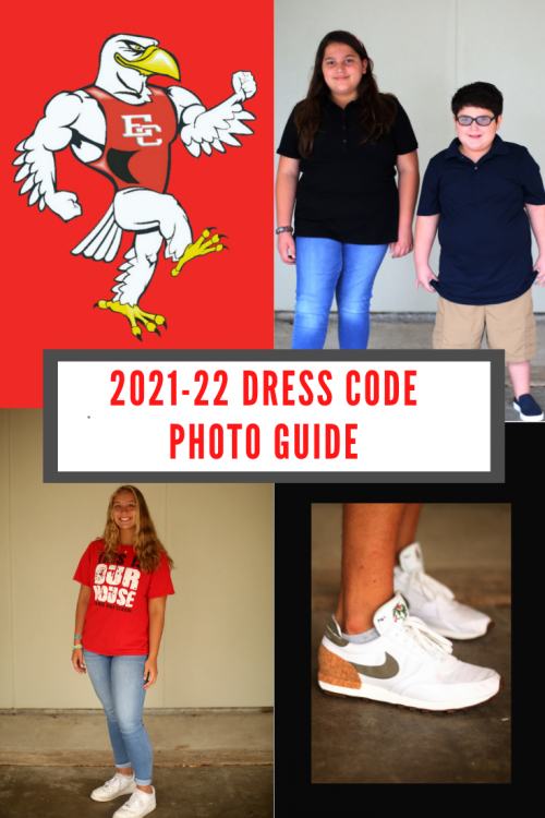 Dress code photo guide cover