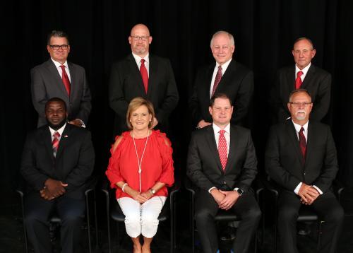 Members of the school board