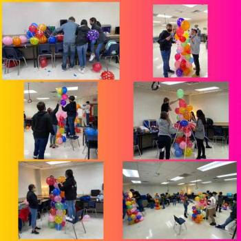 ECMS STEM Balloon Activity