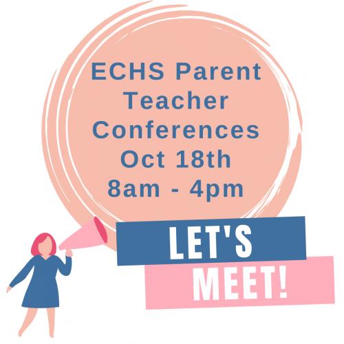 parent teacher conferences oct 18