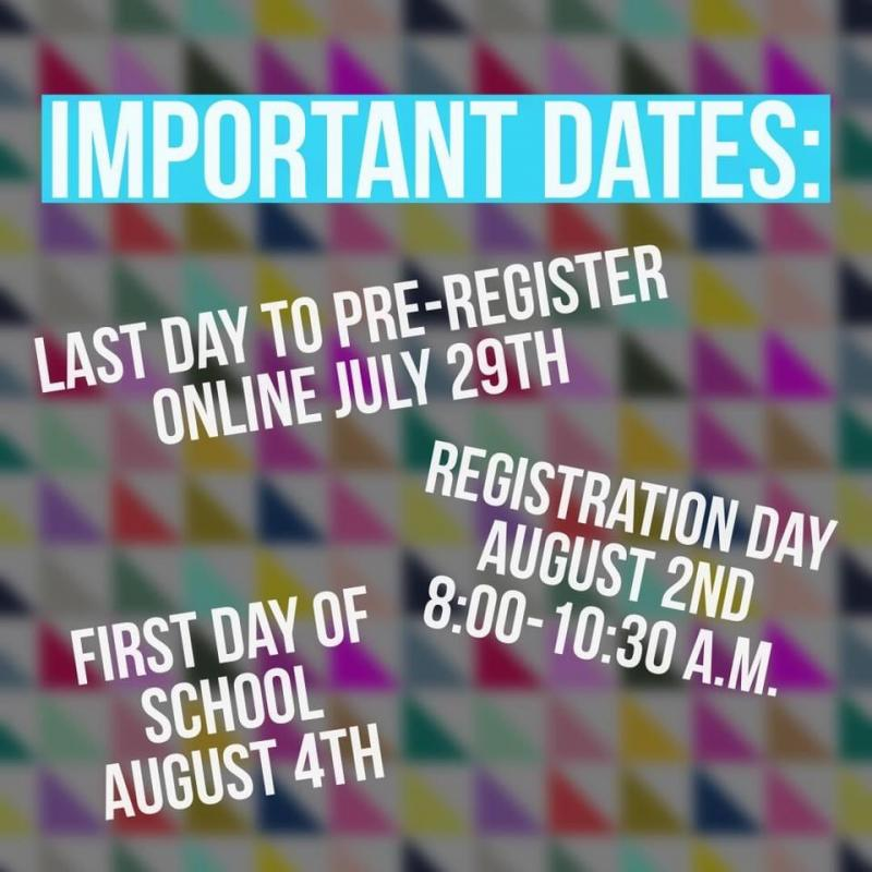 Registration Day!