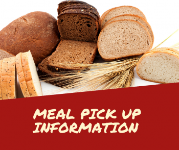 Free Meal Pick Up Information