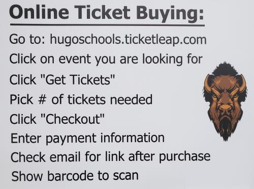 Online Ticket Buying