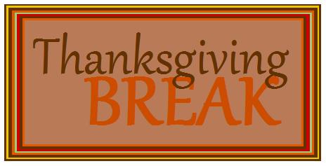 Thanksgiving Break Image