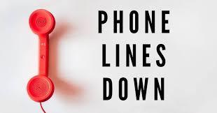 Phones Not Working