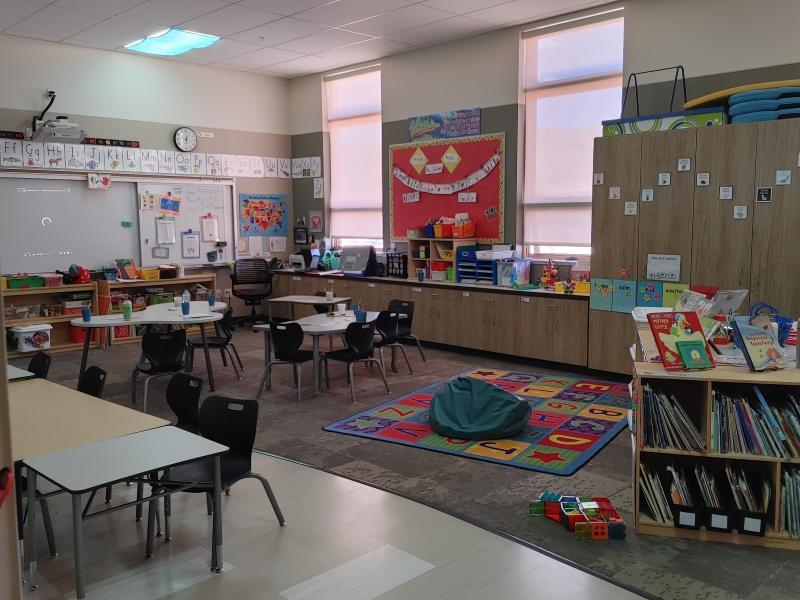 Now Hiring - Kindergarten Elementary Teacher