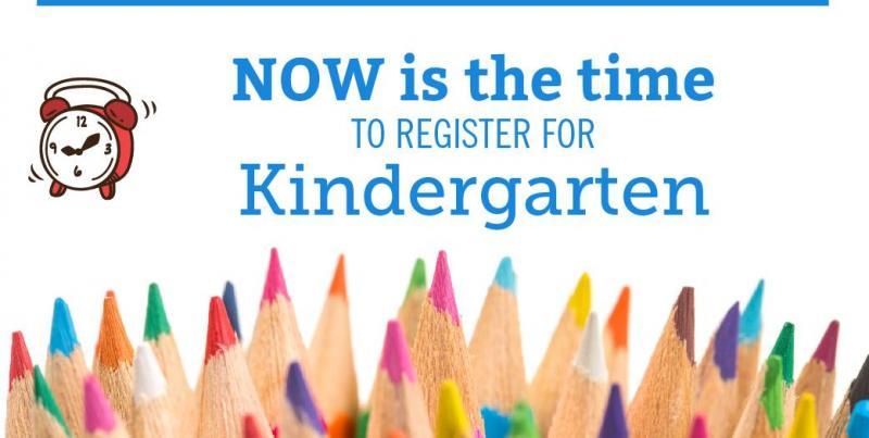 Kindergarten Enrollment is Open