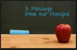 2020 Welcome Message from Principal Goss - as of 8/10/20