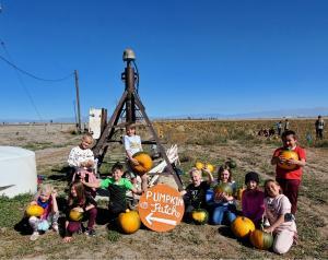 2020 pumpkin patch 3rd