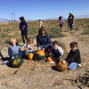 2020 pumpkin patch Kinder