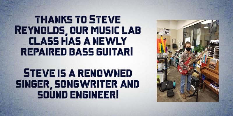 bass guitar repair thanks