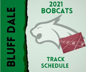 2022 Track Schedule