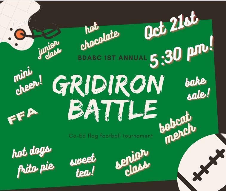 Gridiron Battle
