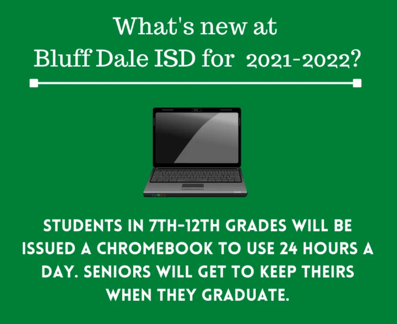 What's new at BDISD for 2021-22?