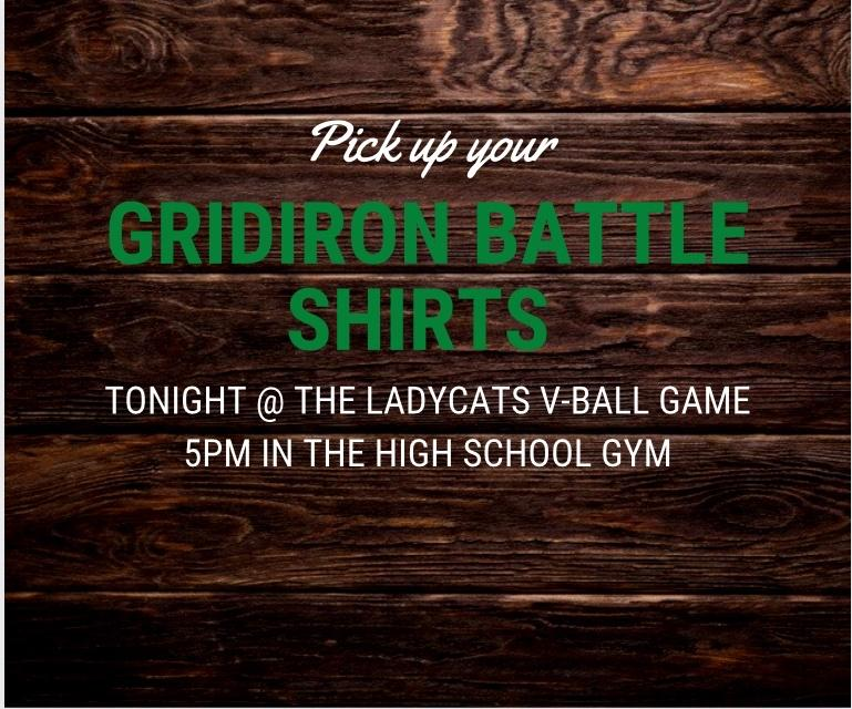 Gridiron Battle Shirts