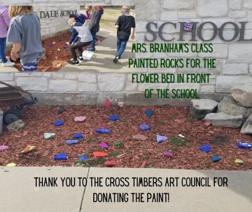 Ms. Branham's Class Project...