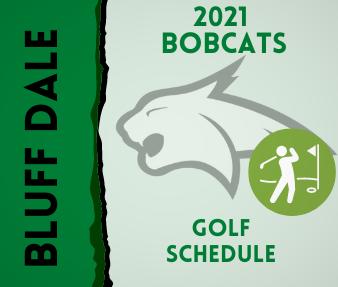 2022 Golf Schedule