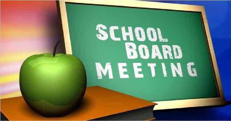 New School Board members