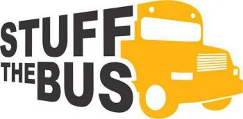 United Way's Stuff the Bus