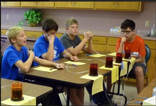 Inter-generational Quiz Bowl