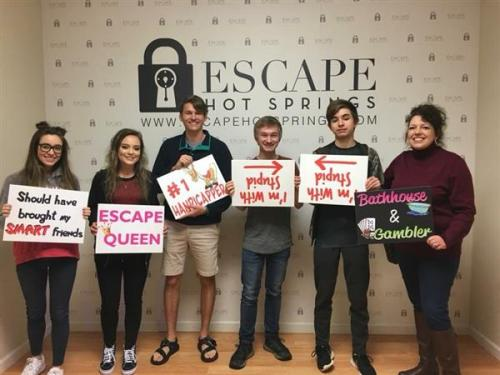 High School GT Escape Room