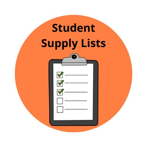 Student Supply Lists