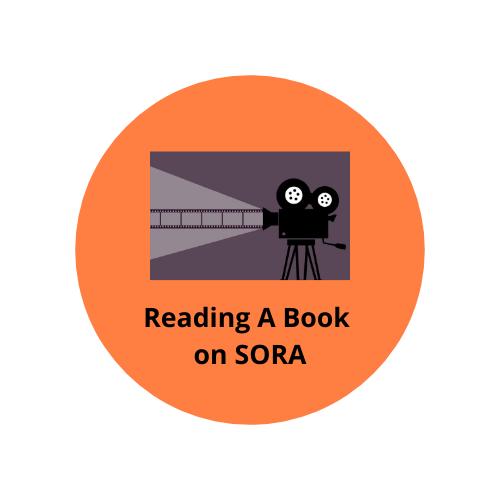 Reading a Book in SORA